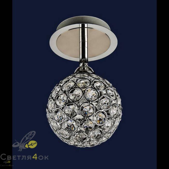 Накладной светильник 712A3606-2 CH/CL