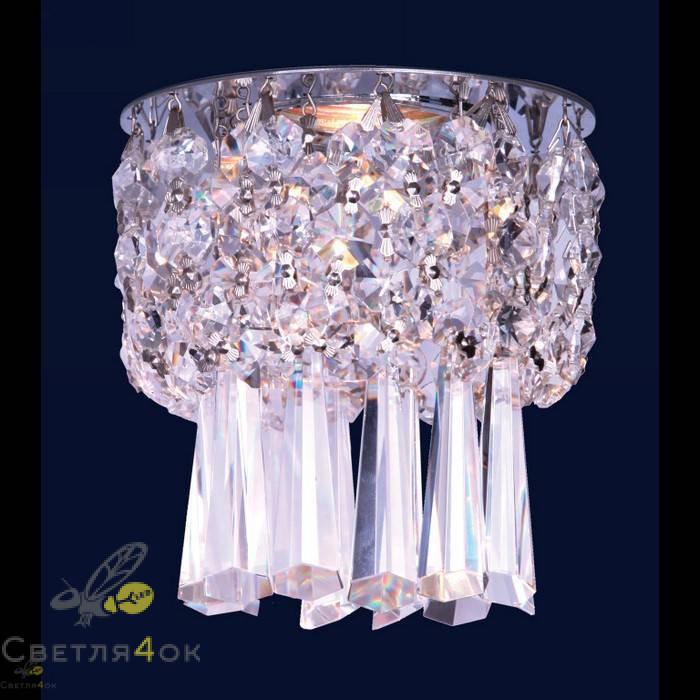 Хрустальный светильник 712A2057 CH/CL
