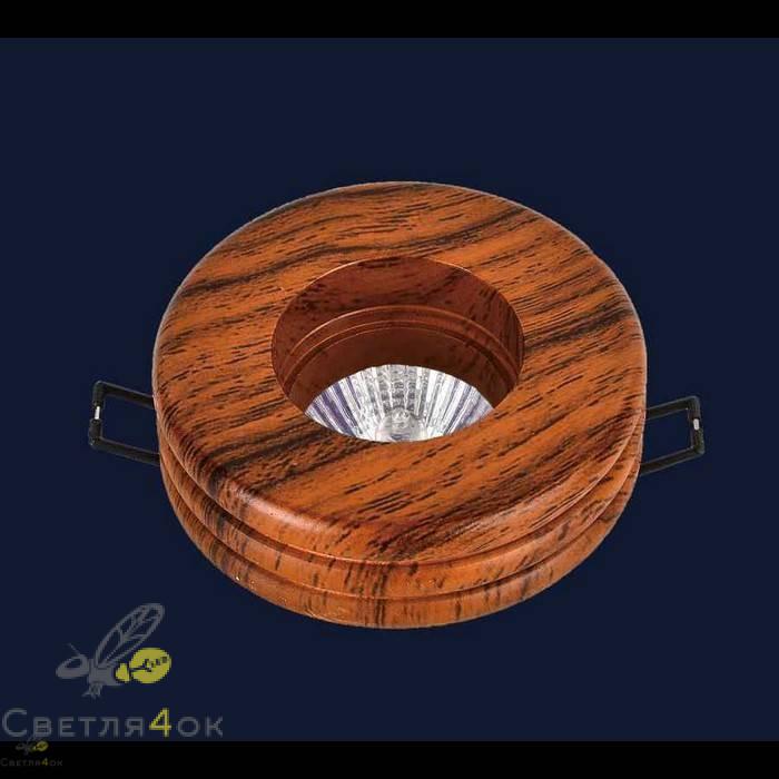 Точечный светильник 732M7041 LRD-WOOD