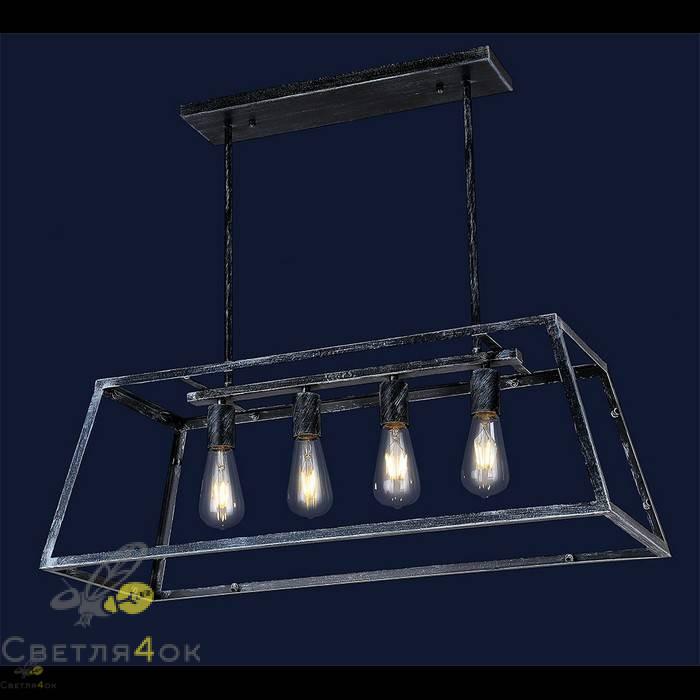 Светильник в стиле Лофт 746WXA069-4