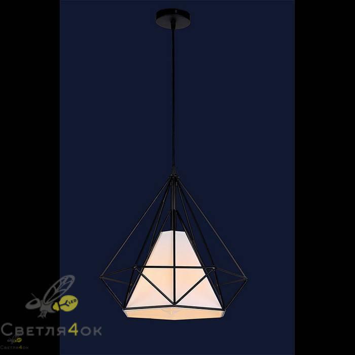 Светильник в стиле Лофт 910024-1 BK