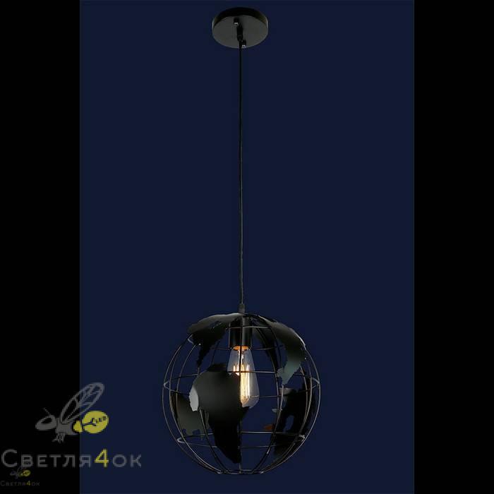 Светильник в стиле Лофт 756PR3001-1