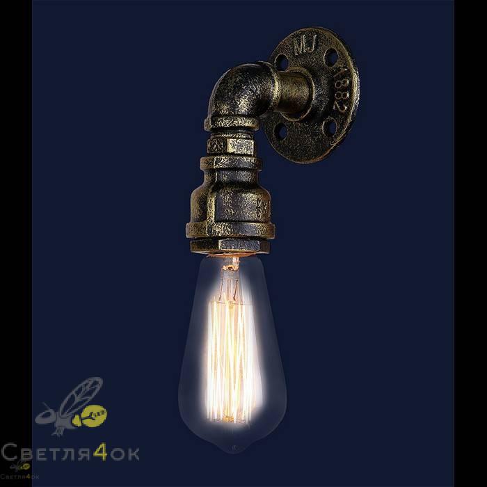 Светильник Лофт 758B2036-1