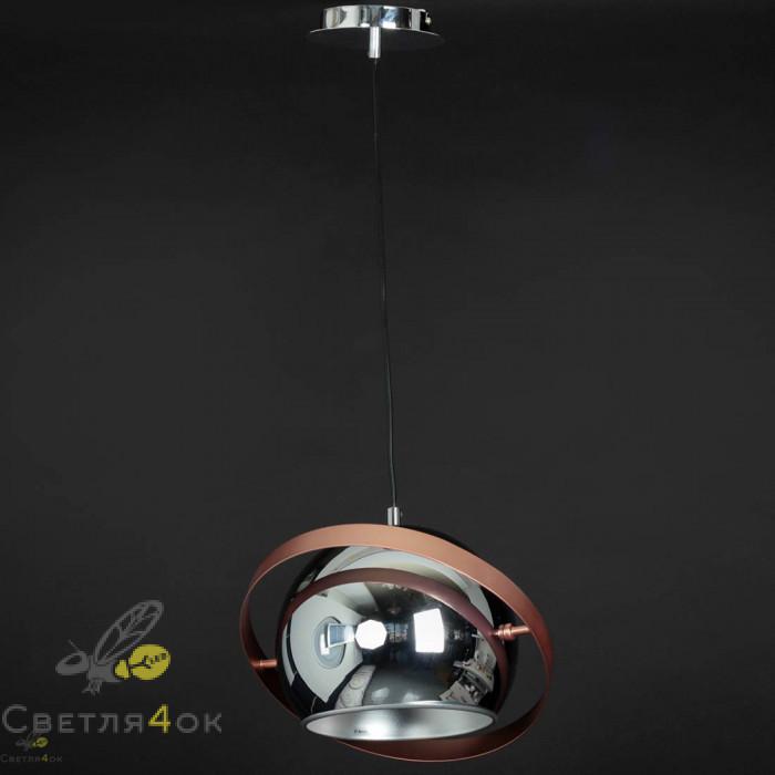 Люстра Лофт SM-17027/250 CH+RG