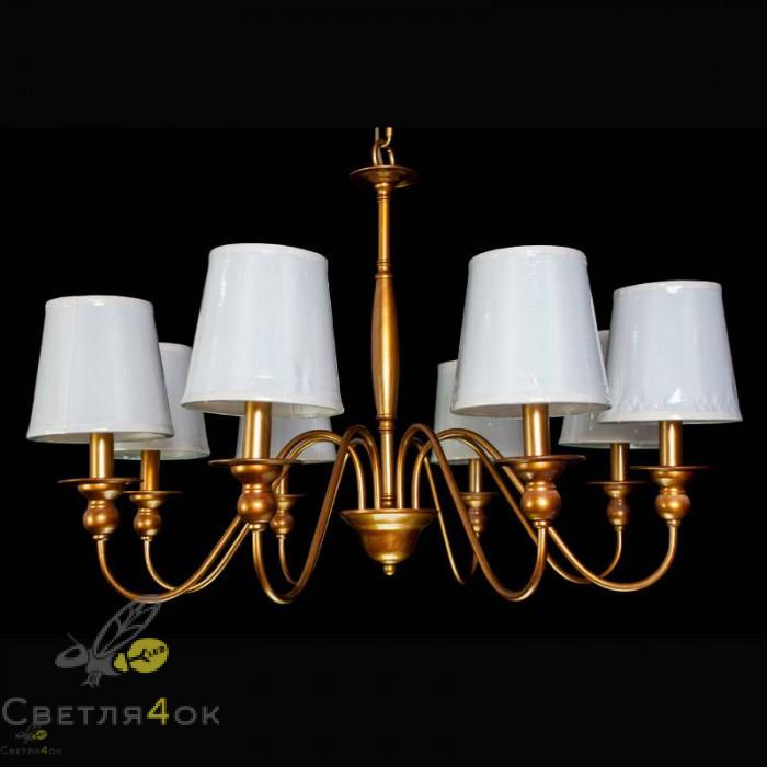 Люстра классическая Прованс 6026-8 Bronze