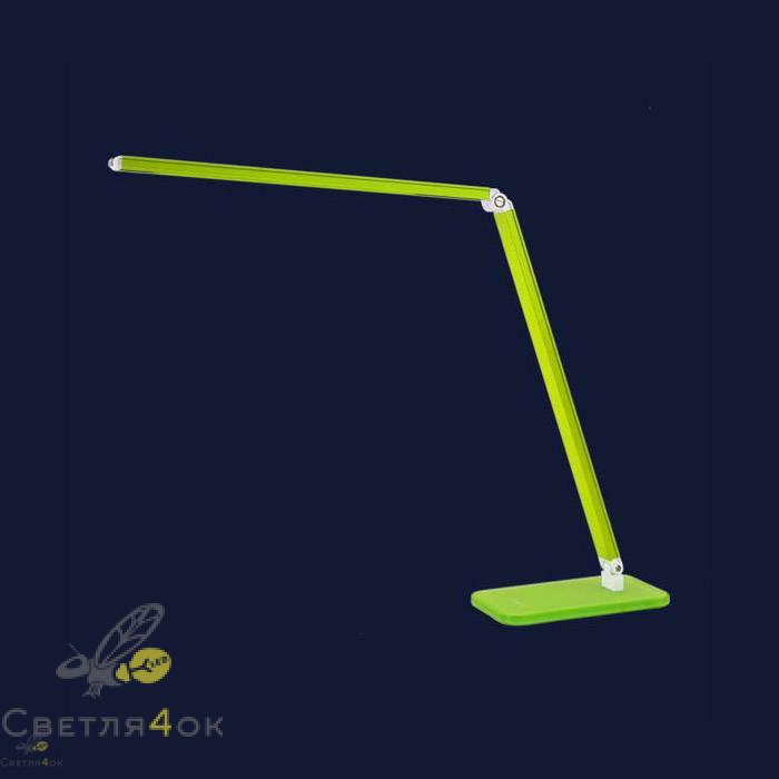 Настольная лампа 729S2G3-GREEN