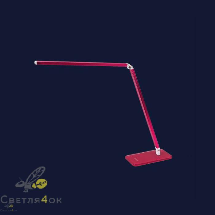 Настольная лампа 729S2G3-RED